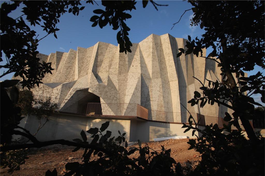 La Caverne du Pont d'Arc @ Fabre-Speller Architectes Atelier 3A – F. Neau – Scène – Sycpa – photo Patrick Aventurier (2)-web